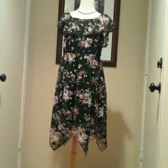 No Boundaries Dresses & Skirts - No boundaries   high waisted  mini dress